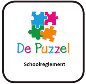 Puzzel schoolreglement